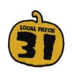 Bordados de tecido Lace Patch para a Loja Dom (YB-pH-61)