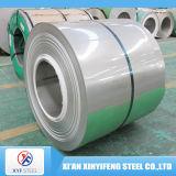 bobine de l'acier inoxydable 201 202