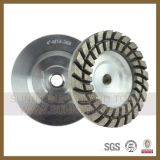 100mm Professional Diamond Cup Rodas