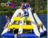 torre inflável do jogo do Aqua do PVC de 0.9mm para miúdos