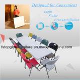 HDPE Conferance Plegable de Alta Calidad Tabla conveniente