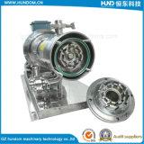Bomba Inline Three-Stage do misturador do emulsivo do homogenizador do encanamento do aço inoxidável