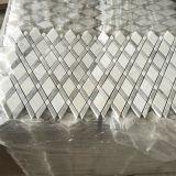 Плиток Carrara нового продукта мозаика белых мраморный мраморный для ванной комнаты