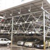 Система стоянкы автомобилей специальности Поднимать-Сползая механически с Ce