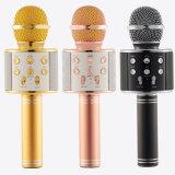 Microfono senza fili di Bluetooth del mini giocatore di karaoke per i telefoni astuti