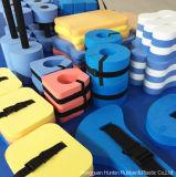 Formation instruction retour EVA taqueuse nager les courroies de flottement