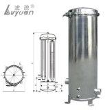 ステンレス鋼のマルチカートリッジ液体ハウジングフィルター150psi
