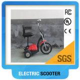 """Nenhum """"trotinette"""" elétrico Foldable e do Ce da certificação 3 da roda"""