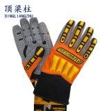 Высокая Anti-Cut Ударопрочный TPR перчатки с хорошим качеством