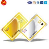 アクセス制御Sle4428のスマートなPVC接触ICのカード