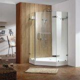 シャワー室のドアのポリカーボネートシート