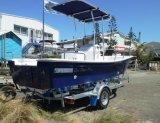 Venda do barco do suporte de Rod do barco de pesca a pouca distância do mar de Liya 5.8meter 8person
