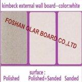 다채로운 외부 벽 널 세륨 승인되는 섬유 시멘트 널