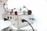 Pneumatische Enige Hoofd semi-Auto Vloeibare het Vullen van de Dranken van het Parfum Machine