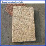 Pavimentadoras del granito G682/piedra de pavimentación amarillas del granito