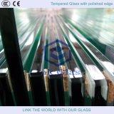 9.7mm ausgeglichenes Glas-Dusche-Tür