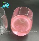 Большая пластичная чашка пластмассы вина стекла вина