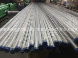Materiaal van het Roestvrij staal van de Pijp van de Buis van het buizenstelsel 304 die 316L Opgepoetste Pijp inleggen