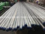 Tubo Polished de conserva en vinagre inoxidable 316L del material 304 del acero del tubo del tubo del aislante de tubo