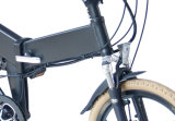 """Bici eléctrica plegable de la suspensión del Ce 20 """" de la ciudad llena del poder más elevado con la batería de litio ocultada"""