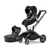 Faltbarer, Multifunktions-, hoher Aluminiumlegierung-Baby-Spaziergänger der Landschaft2in1, Fabrik-Großverkauf