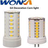 屋外の照明のためのLED G4のトウモロコシの球根ライト