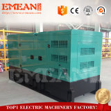certificat CE 20 kVA Groupe électrogène diesel de type silencieux avec garantie