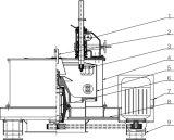De Lossing Automatische Centriufge van de Bodem van de Schraper van de Vlakke plaat van Pgz