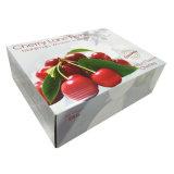 Spitzen- u. niedriger kundenspezifischer verpackenkasten für Früchte