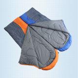 Bleu/Orange 2016 nouveau sac de couchage de coton creux