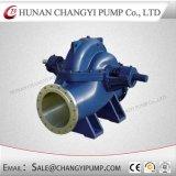 Pompa ad acqua orizzontale diesel di caso di irrigazione spaccata dell'azienda agricola
