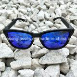 A fábrica elegante de China fêz a logotipo feito sob encomenda 2018 mulheres óculos de sol