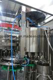 Strumentazione di riempimento di sigillamento della bottiglia della soda dell'acqua molle della bevanda della rondella della capsulatrice di plastica di vetro automatica del riempitore