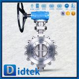 Didtek Dn350 Válvula Borboleta de orelha