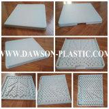 Plástico Desktop Blowermachinery da extrusão da placa