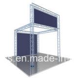 Сдобренная система ферменной конструкции ферменной конструкции алюминиевая для крытой выставки