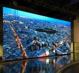 P3屋内高リゾリューションのフルカラーLEDのビデオ・ディスプレイ