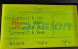 Sehr niedrige Frequenz 80kv sehr Niederfrequenz-Prüfungs-Set Wechselstrom-Hipot