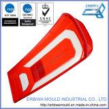 Dekking van de Lamp van de Vorm van de Injectie van de auto de Plastic Achter