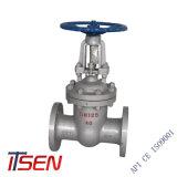 От клапана с буртиком DIN PN16 (WCB/SS304/SS316)