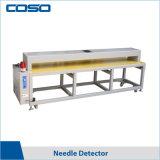 Genauigkeitsinspektion-Nadel-Detektor für Gewebe/Kleid/Schuhe/Bettwäsche