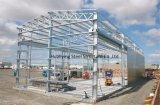 Délestage de l'Acier Préfabriqués/Entrepôt de structure en acier/acier Atelier/Châssis en acier de structure/bâtiment en acier