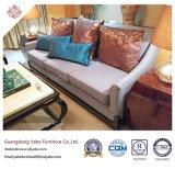 Meubles modernes d'hôtel pour la salle de séjour avec le sofa réglé (YB-D-23)