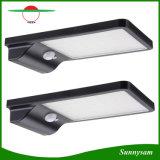 제조자 도매 옥외 점화 방수 태양 LED 정원 빛 42 LED 운동 측정기 태양 벽 팩 빛