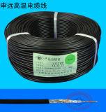 A potência do motor coneta o cabo interno do protetor da isolação do silicone da fiação