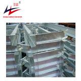 Het Frame van de Rol van de Transportband van de Carrier van het staal voor Transportband
