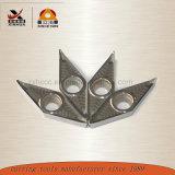 Вставки карбида Vcgt режущих инструментов высокого качества алюминиевые работая поворачивая от Zhuzhou