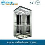 Elevador de pasajeros de equipamiento de seguridad
