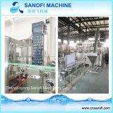 Línea de embalaje en botella de la máquina de rellenar del agua de manatial