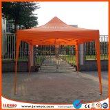 Pubblicità della tenda piegante marcante a caldo della fiera commerciale di abitudine